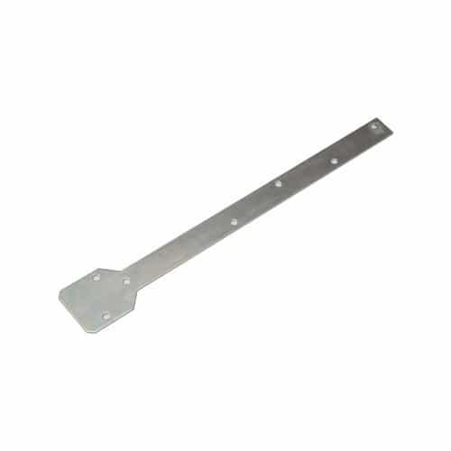 Gutter bracket extension: straight I=350mm
