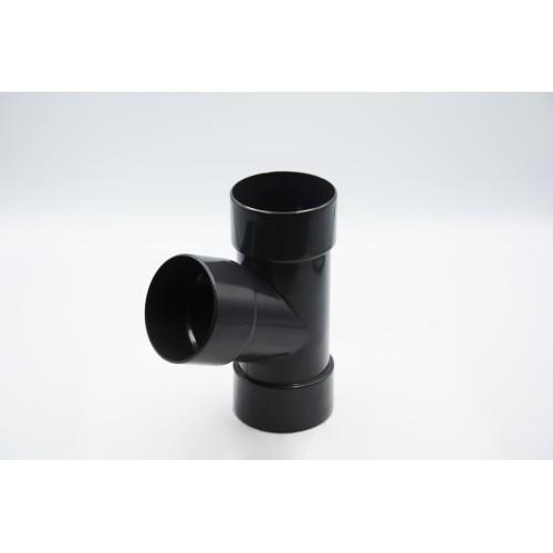 Трійник 67° 75x75 мм (RAINWAY 90)